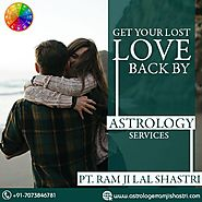 Astrologer Ram Ji Lal Shastri - Best Lost Love Back Astrologer