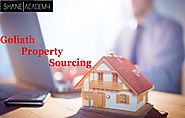 goliath sourcing academy | goliath property sourcing | deal sourcing