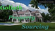 goliath sourcing academy | become a property sourcer