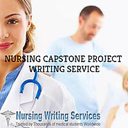 Custom Nursing Capstone Project Writing Services For BSN, MSN, ADN students
