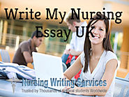 Write My Nursing Essay UK For College and University Students