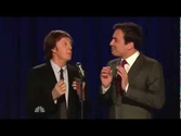Scrambled Eggs Yesterday by Paul McCartney and Jimmy Fallon