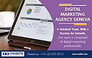 Digital Marketing Agency Geneva