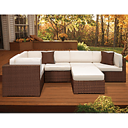 Hampton sectional set