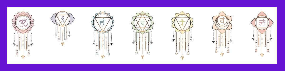 Headline for The 7 Chakras • Colors • Spiritual Meanings