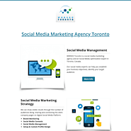 WebSEO Tonronto - Social Media Marketing Agency Toronto