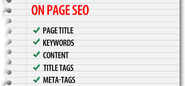Improve Blogger On-Page SEO
