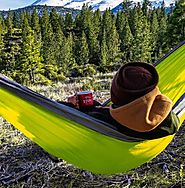 Hammock Is Your Best Ever Gear For Camping – Revista