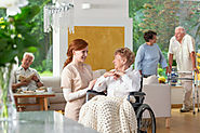 How a Nursing Home Brings Peace of Mind