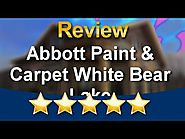 Abbott Paint & Carpet White Bear Lake Happy Customer Excellent 5 Star Review