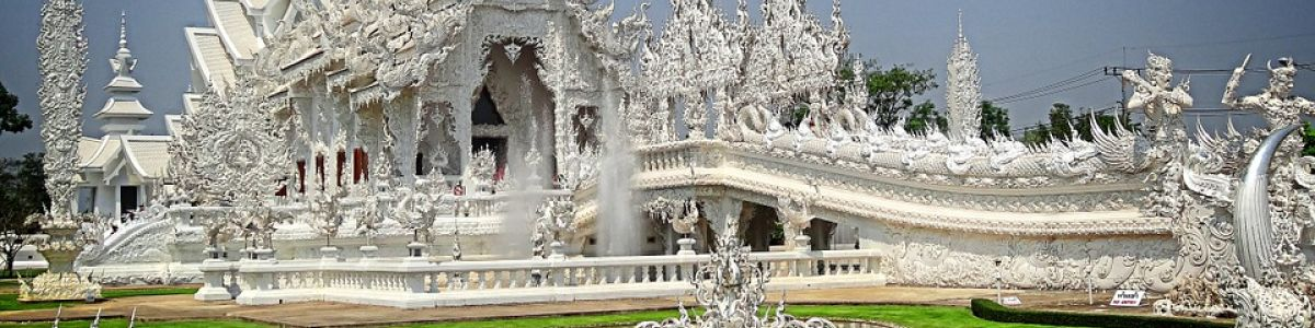 Headline for Top 10 Attractions in Chiang Rai - Ten Must-Visit Tourist Highlights in Chiang Rai