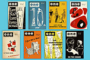 JStor Daily: ONE: The First Gay Magazine in the United States | JSTOR Daily