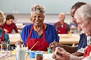 Benefits of Arts and Music for Seniors' Health