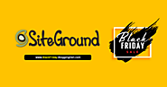 SiteGround Black Friday Sales 2020: Get 75% OFF on all Plans