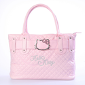 Pink Hello Kitty Shoulder Handbag Purse