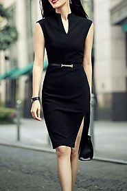 Pencil Dress | Bencil Dress Online India | Buy Pencil Dress – Street Style Stalk