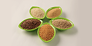 Organic Products Manufacturers In India | Seeds, Grains, Spices, Herbs Exporter