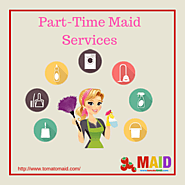 Best Part time Maids in Abu Dhabi | Part time Maid Services in UAE
