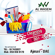 Office Cleaning company in Ajman