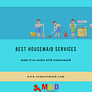 Find Best housemaid Services