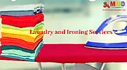 Laundry and Ironing Service Dubai | Commercial laundry in Abu Dhabi