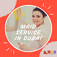 Affordable maid services in Dubai