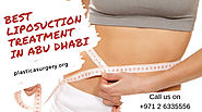 Best Liposuction Treatment in Abu Dhabi