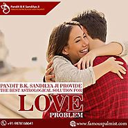 Online Love Problem Solution - Astrologer Pt. B.K. Sandilya Ji