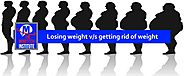 Losing Weight V/S Getting Rid of Weight | The MindTech Institute