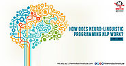 How does Neuro-Linguistic Programming NLP Work?