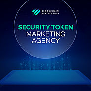 SECURITY TOKEN MARKETING AGENCY