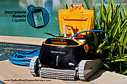 Dolphin Triton Plus Robotic Pool Cleaner Reviews - The Best Pool Cleaner Reviews