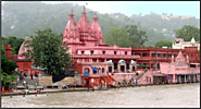 The Divine tour to Haridwar