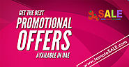 Promotional offers in UAE