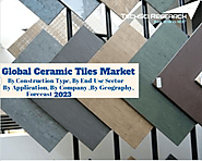Website at https://www.techsciresearch.com/report/global-ceramic-tiles-market/3467.html
