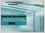 Website at https://www.techsciresearch.com/report/global-flat-glass-market/2312.html