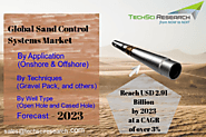 Website at https://www.techsciresearch.com/report/global-sand-control-systems-market/1634.html