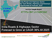 Website at https://www.techsciresearch.com/report/india-roads-and-highways-sector-by-type-roads-highways-expressways-...