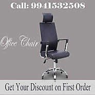 Office Chair @ Affordable Price