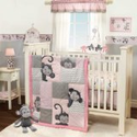 Best Pink Chevron Crib Sets and Baby Bedding