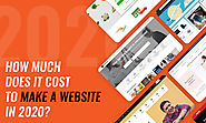Cost to Make a Website in 2020 | Website Development Cost