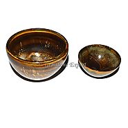 Gemstone Bowl - Tiger Eye Bowl