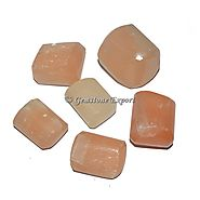 Orange Selenite Tumbled Stones