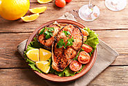 Healthy Meals: The Health Benefits of Eating Fish