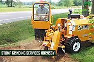 Effective Stump Grinding Services Hornsby