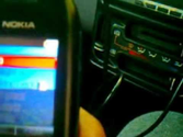 Convert your car stereo into Hands-free mobile phone