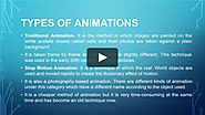 Animations Vs VFX