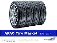 APAC Tire (Tyre) Market - 2023 | TechSci Research
