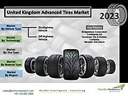 United Kingdom(UK) Advanced Tires Market | Forecast 2023