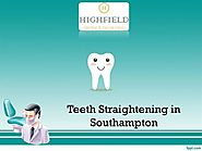 Teeth Straightening Southampton